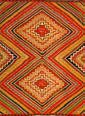 Navajo Germantown Eyedazzler Blanket